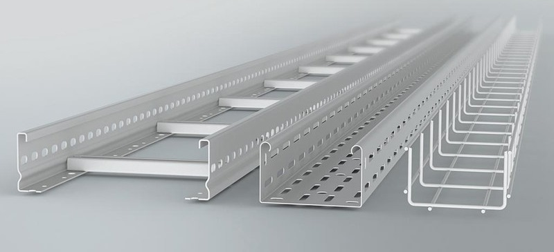 Cable Trays Control Design Supply
