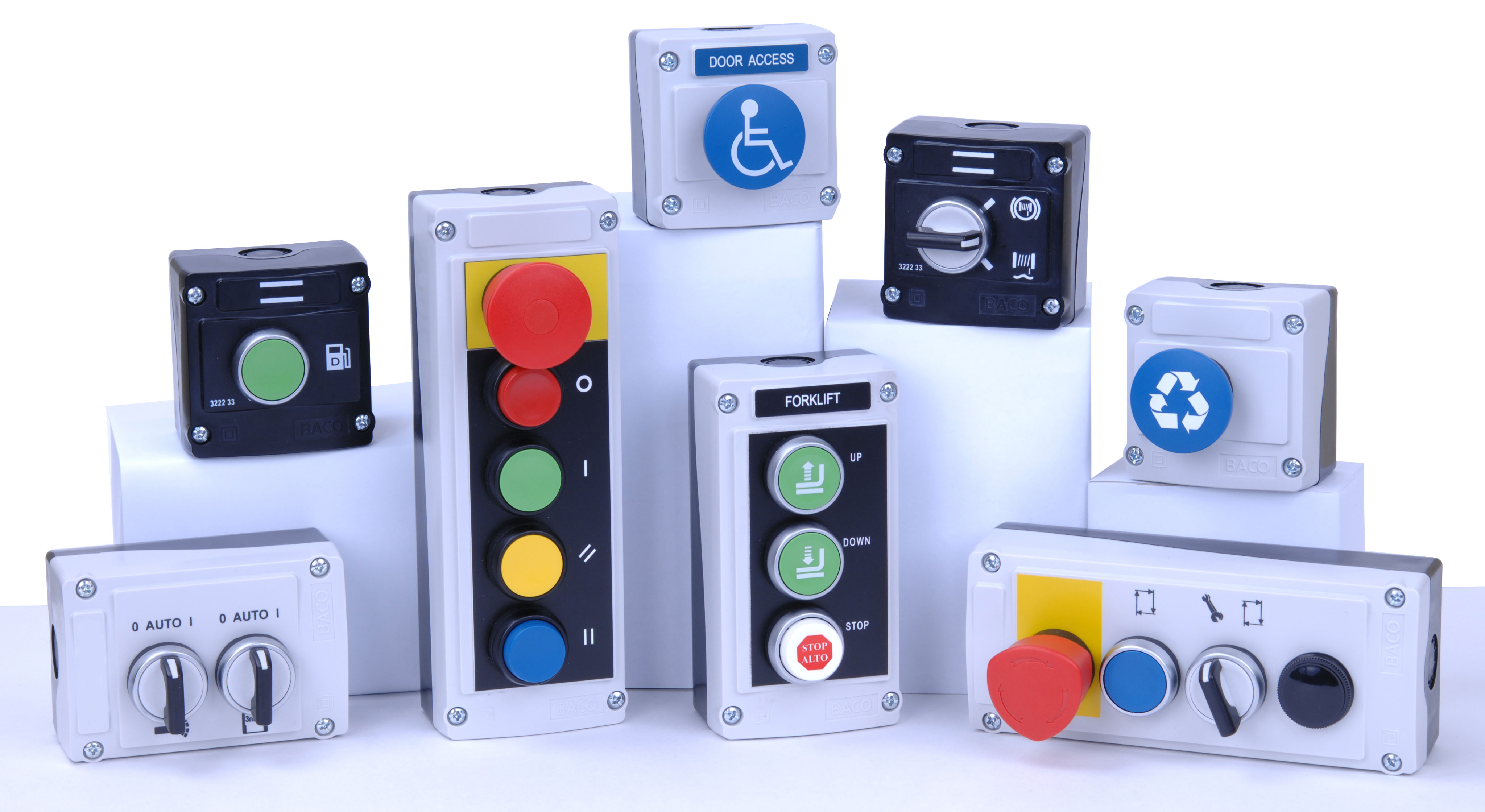 Baco Controls Custom Control Stations