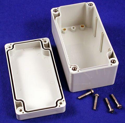 Watertight Aluminum Diecast Enclosures