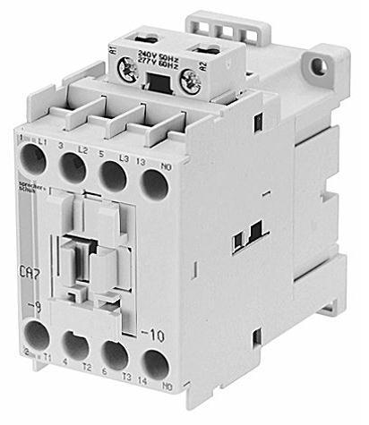 Sprecher & Schuh CA7 Series Three Pole Contactors with AC Coil